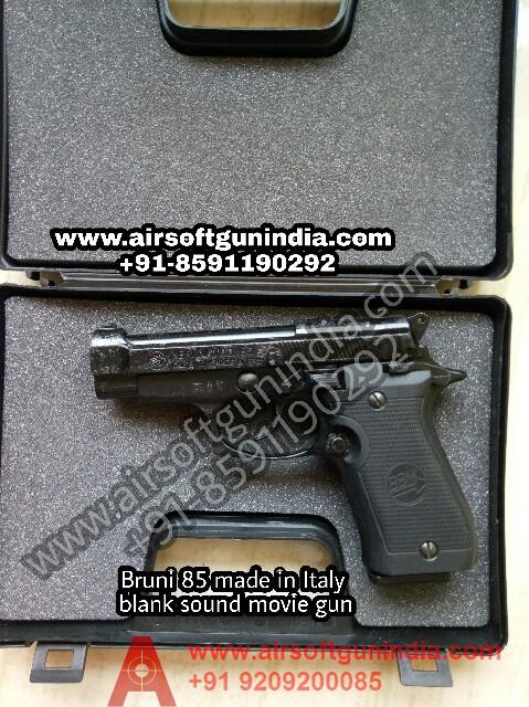 Bruni M85 Blank Gun Or Movie Prop Gun By Airsoft Gun India