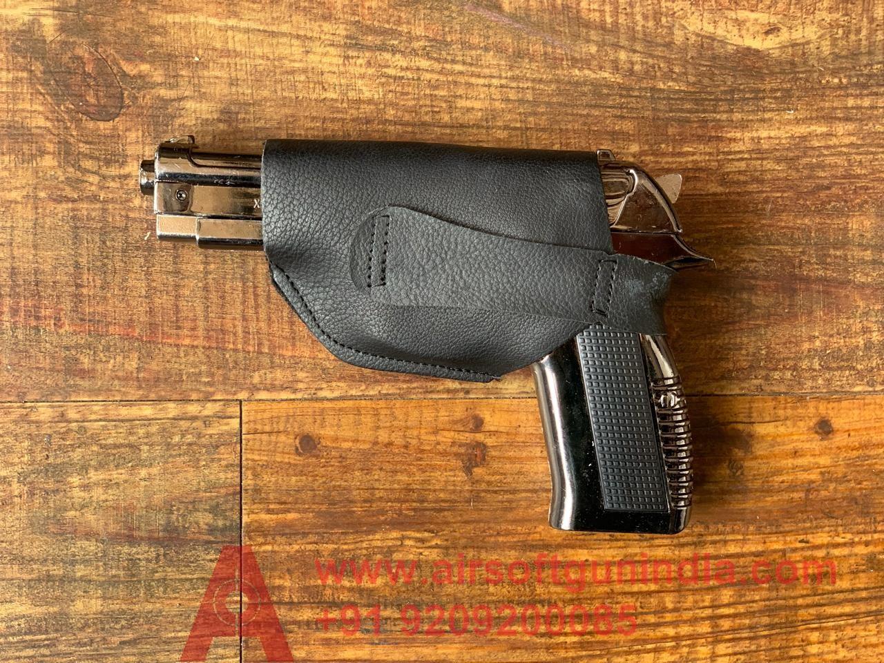 608 Leather Cigarette Lighter Replica Airsoft Gun India