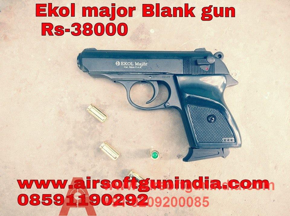 Ekol Major Blank Gun By Airsoft Gun India