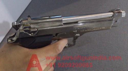 Beretta 9mm Cigarette Lighter Replica Gun By Airsoft Gun India
