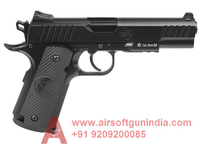STI Duty One 1911 CO2 BB Pistol By Airsoft Gun India