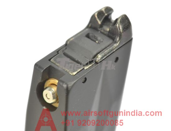 BELL Metal 24rd Magazine For Bell M9 GBB By Airsoft Gun India