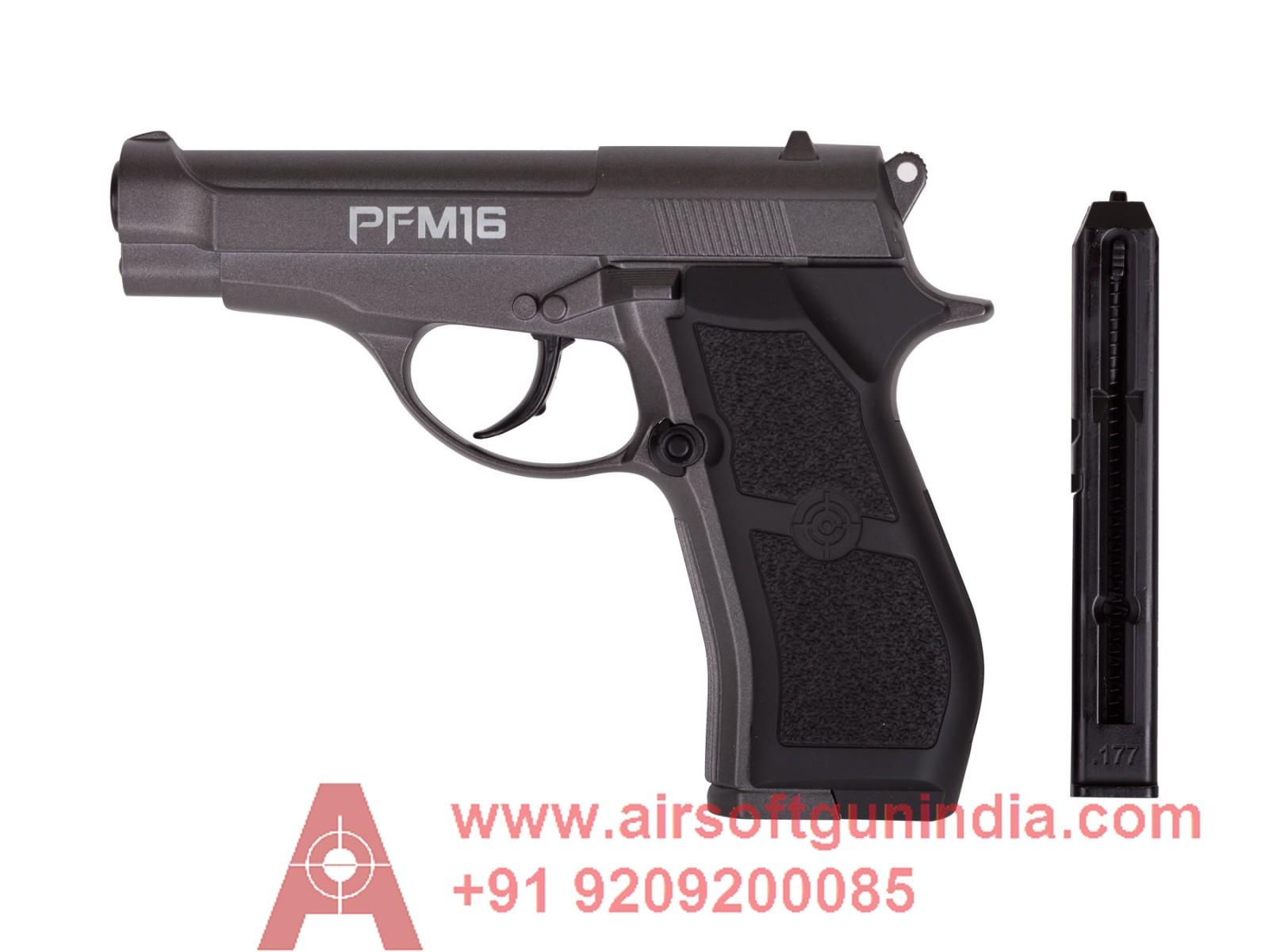 Crosman PFM16 Full Metal CO2 BB Pistol By Airsoft Gun India