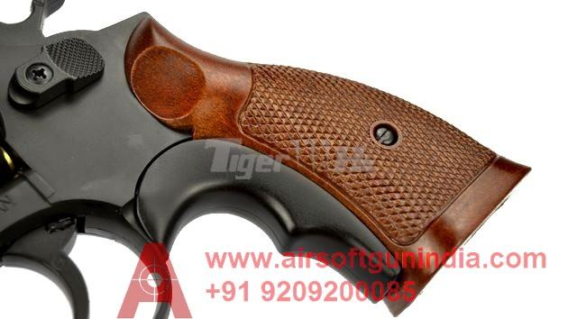 HFC HG-131 357 Gas Revolver (Black) By Airsoft Gun India