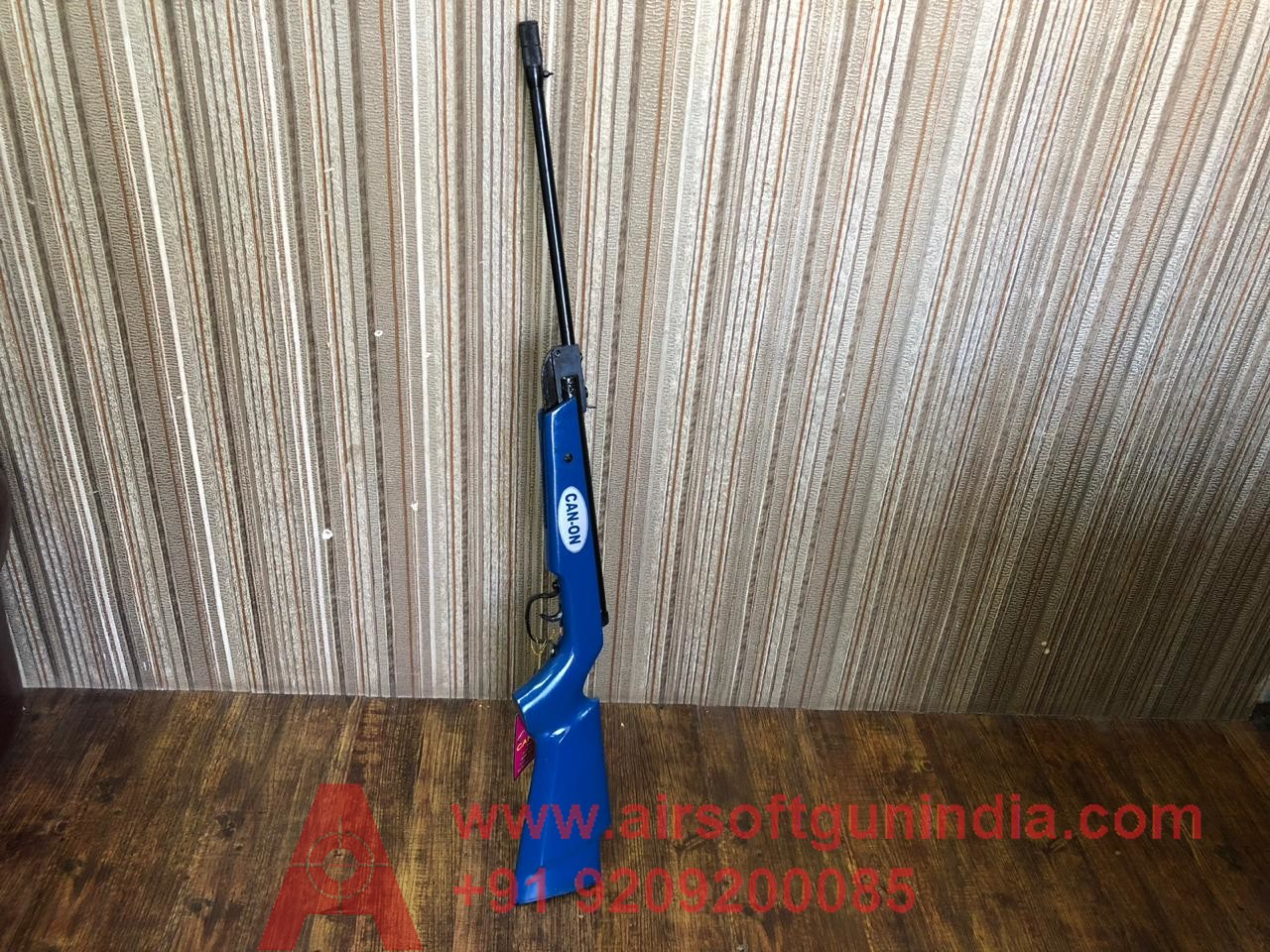 Canon Air Rifle .177 For Shooting BLUE Color Air Rifle In India