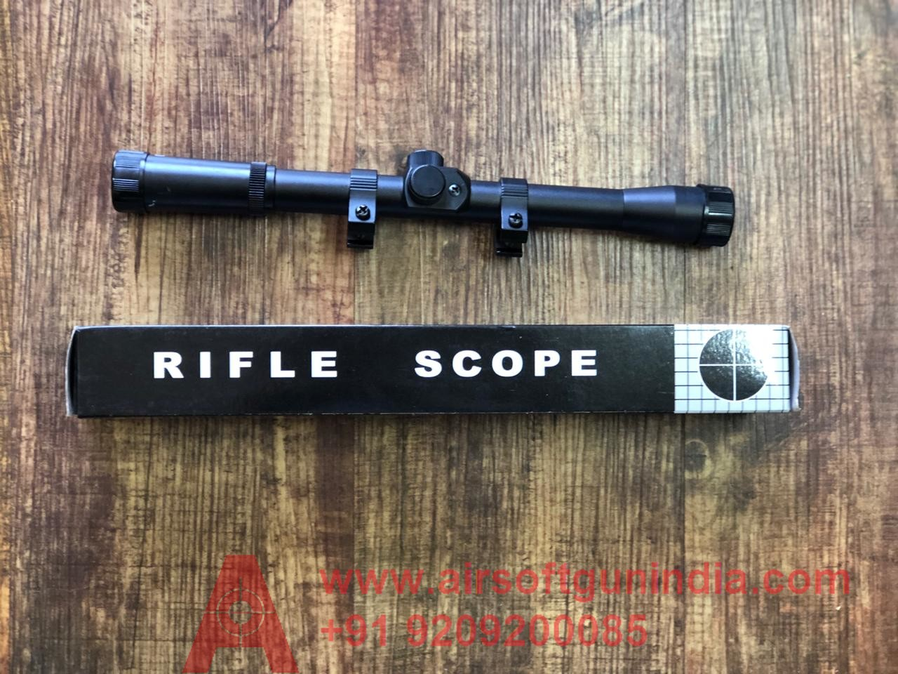Rifle Scope By Airsoft Gun India