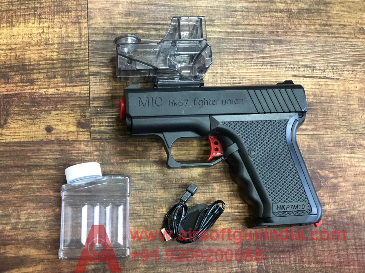 Electric Automatic Gel Blaster Airsoft Pistol
