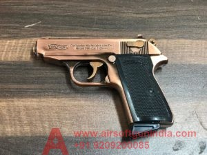Walther ppk lighter copper limited edition