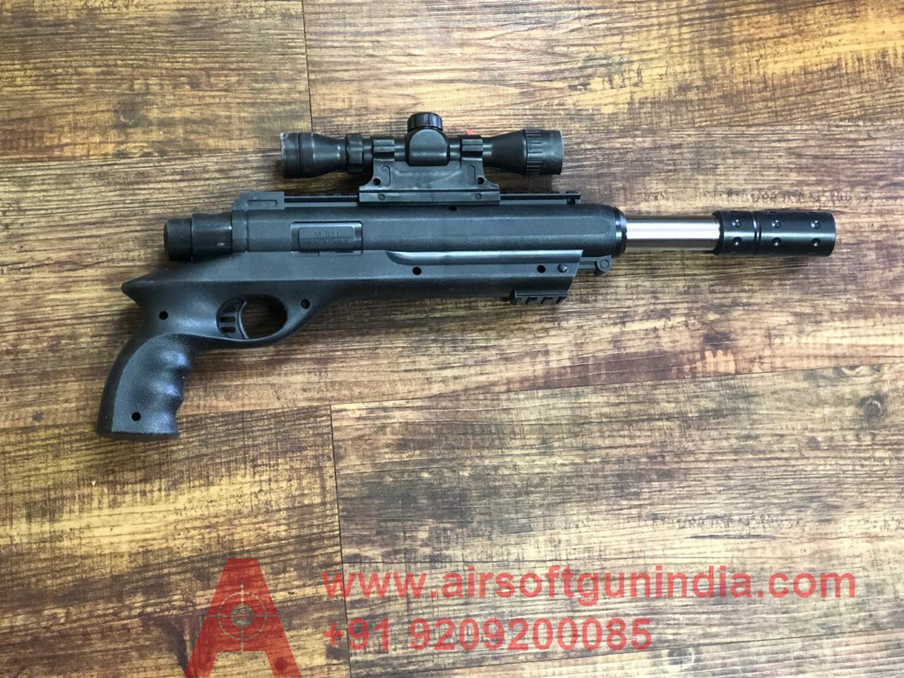 M911 AIRSOFT RIFLE BY AIRSOFT GUN INDIA