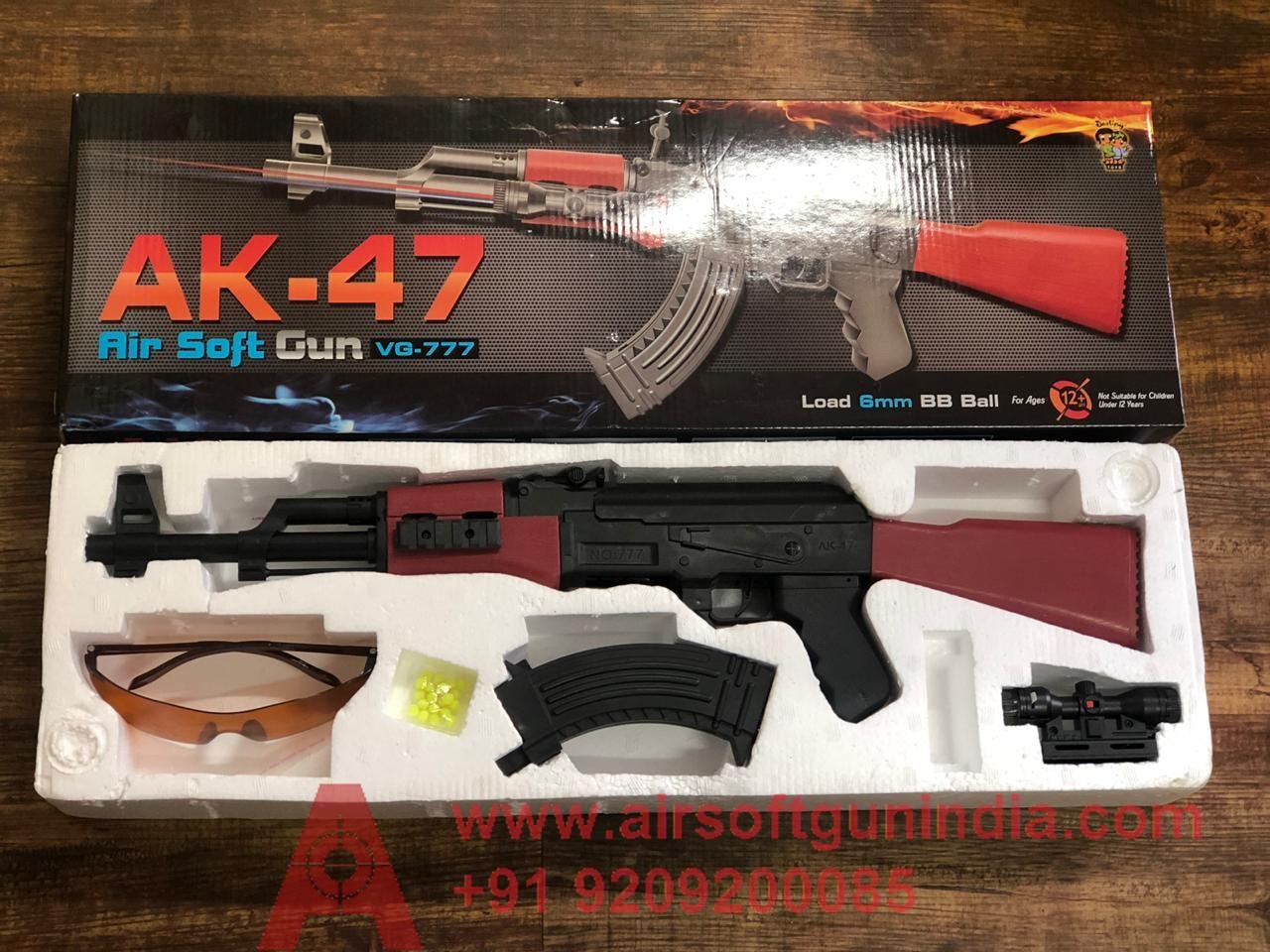 A47 Airsoft Rifle By Airsoft Gun India (777)