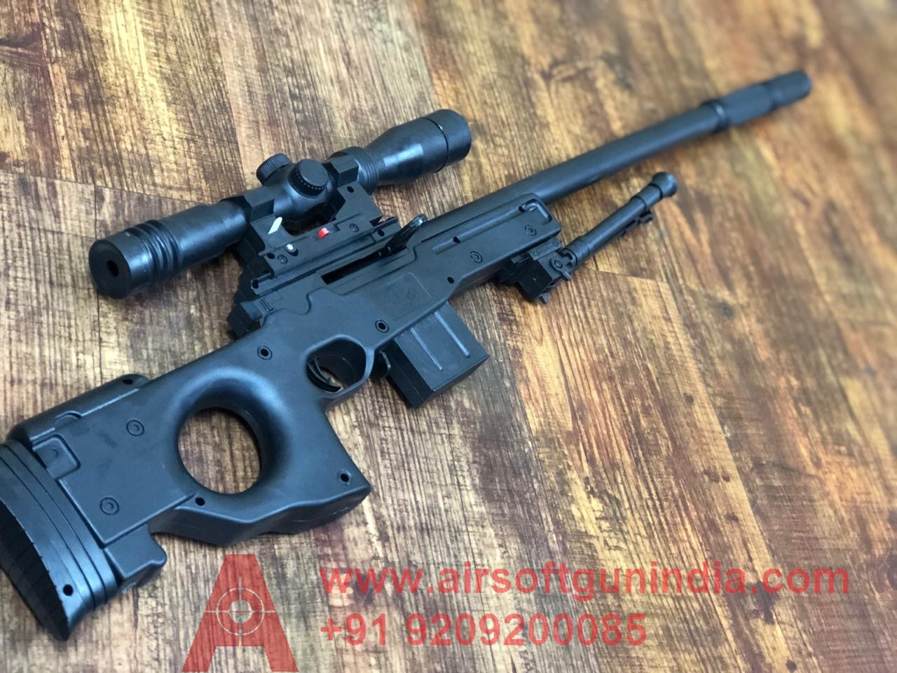L96 Sniper Rifle By Airsoft Gun India