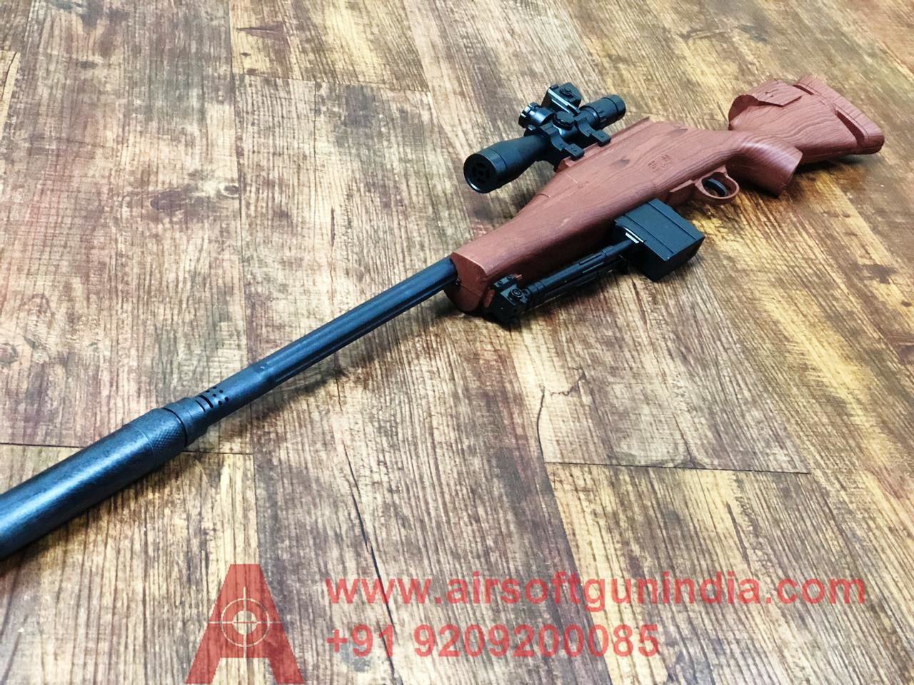 Folding  Sniper Rifle By Airsoft Gun India