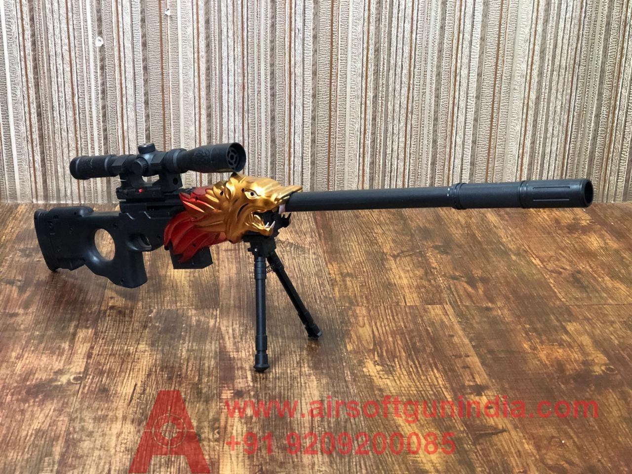 L96 Lion Sniper Rifle By Airsoft Gun India