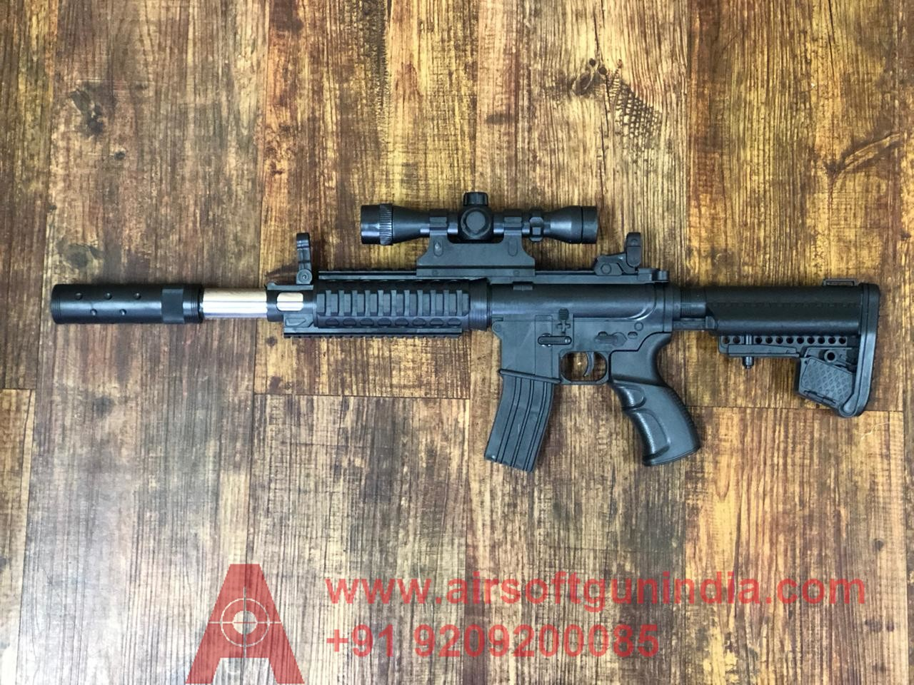 M16 Assault Rifle By Airsoft Gun India