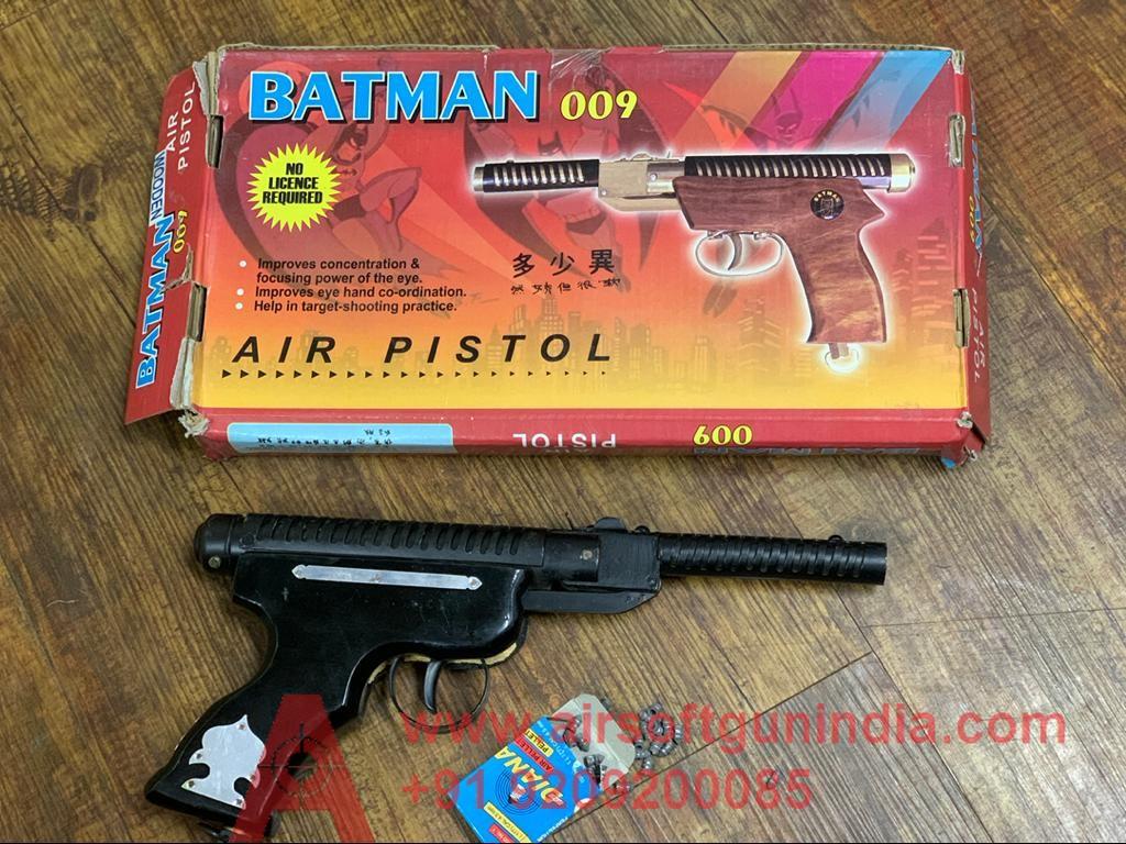 Batman 009 Air Pistol By Airsoft Gun India