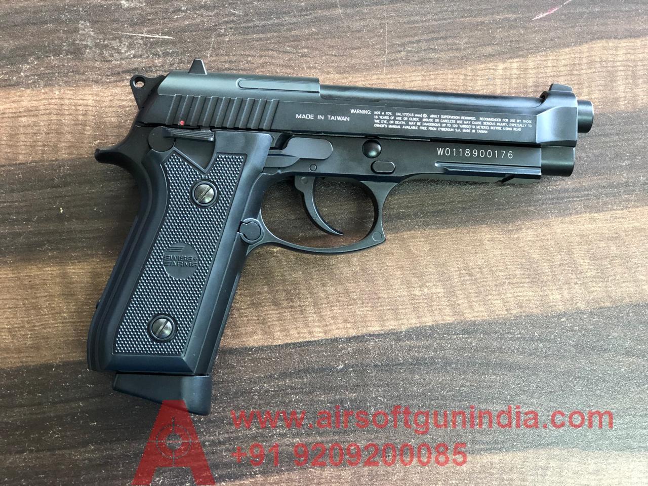 Beretta M9 Style Swiss Arms P92 CO2 Pistol