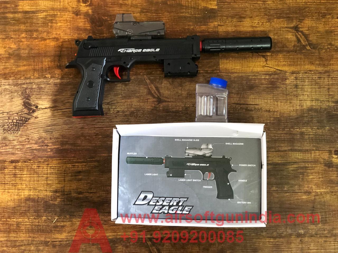 Beretta Style Automatic Gel Blaster Ebb Pistol