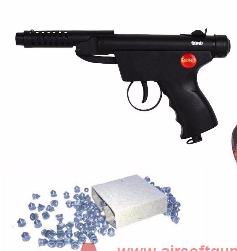 Bond Series-2  Air Pistol For Target Practice Metal Body