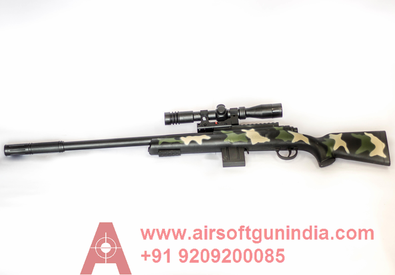 M7001 Sniper Rifle By Airsoft Gun India