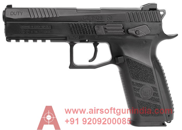 ASG CZ P-09 Pellet And Bb  Co2 Air Pistol