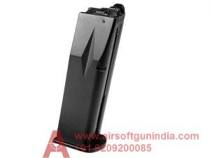 SIG Sauer P226 X-Five magazine, flat base, .177 cal, 18rds by Airsoft gun india