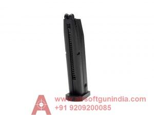 Beretta 92A1 Air Pistol Metal Magazine, 18rds By Airsoft gun india
