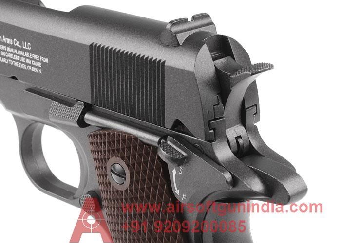 Remington 1911 RAC CO2 BB Pistol By Airsoft Gun India