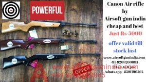 canon Air rifle by Airsoft gun india cheap and best just Rs-5000