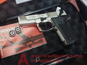 Walther cp88 nickel co2 pistol by Airsoft gun india