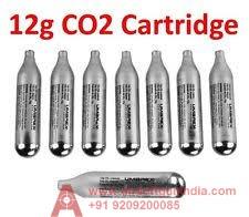 12 G Co2 Cartridges Pack Of 5 For Co2 Guns