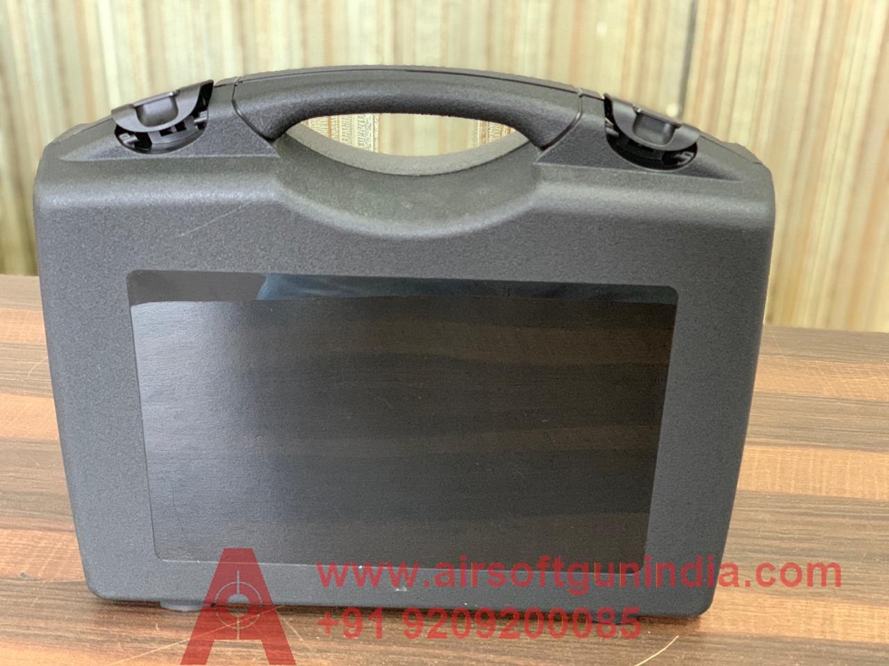 PISTOL /REVOLVER PROTECTIVE GUN CASE BOX BY AIRSOFT GUN INDIA