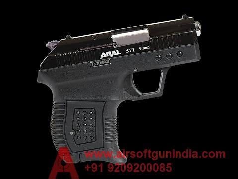 Aral 571 Compact Blank Gun By Airsoft Gun India
