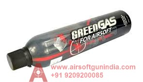 Green Gas Can By Airsoft Gun India