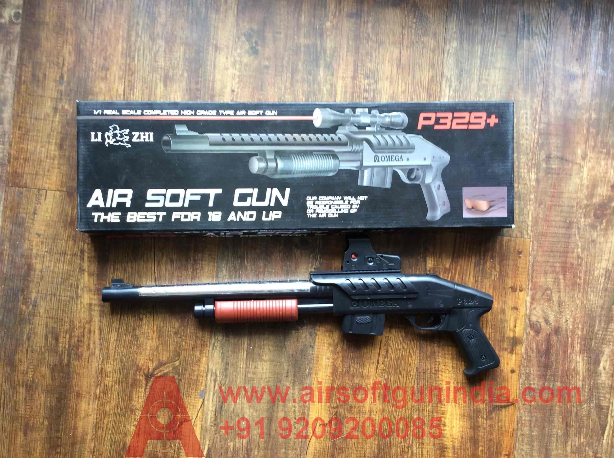 P329+ Shot Gun By Airsoft Gun India