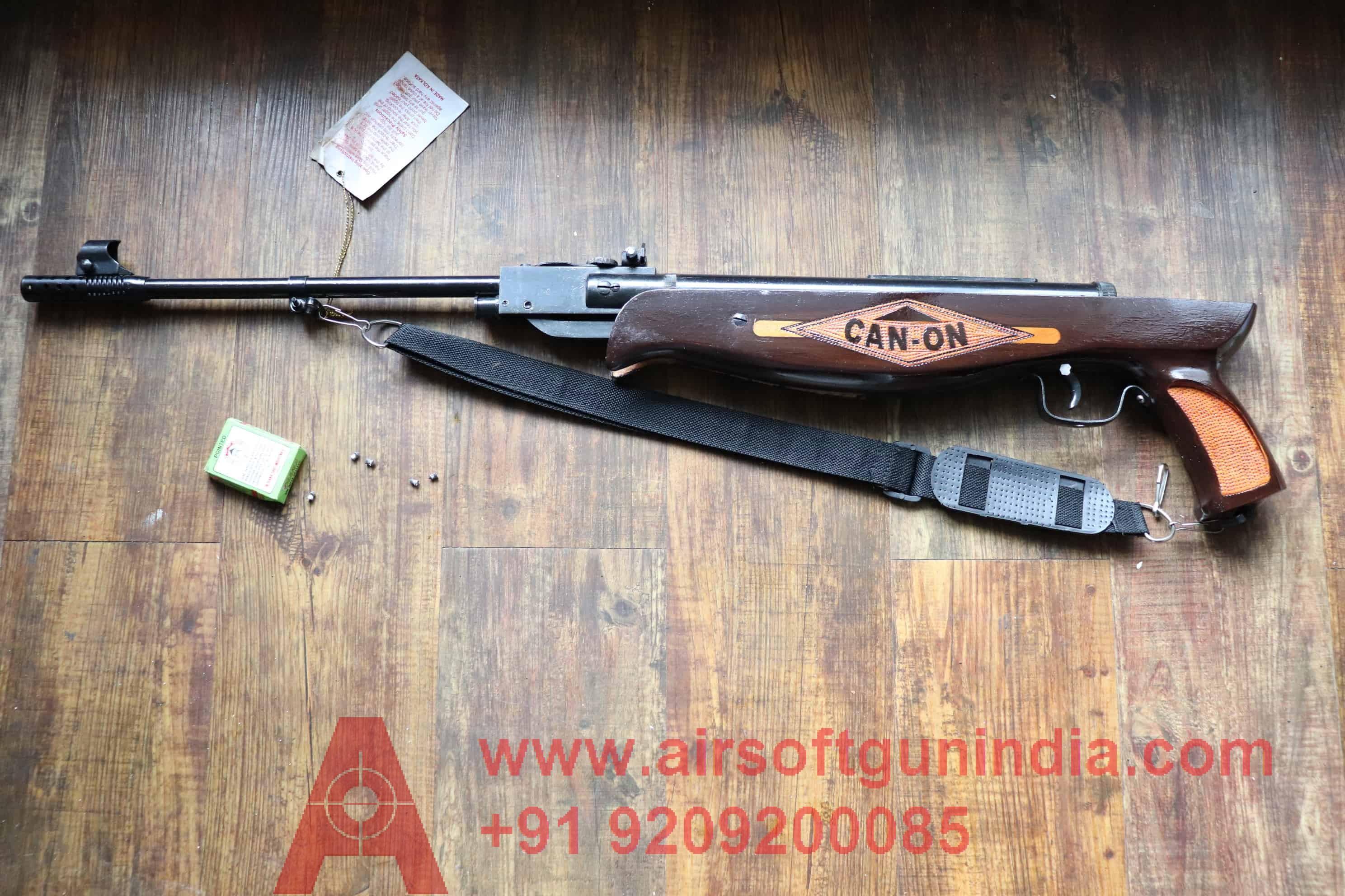 90 SPORTS AIR RIFLE BY AIRSOFT GUN INDIA