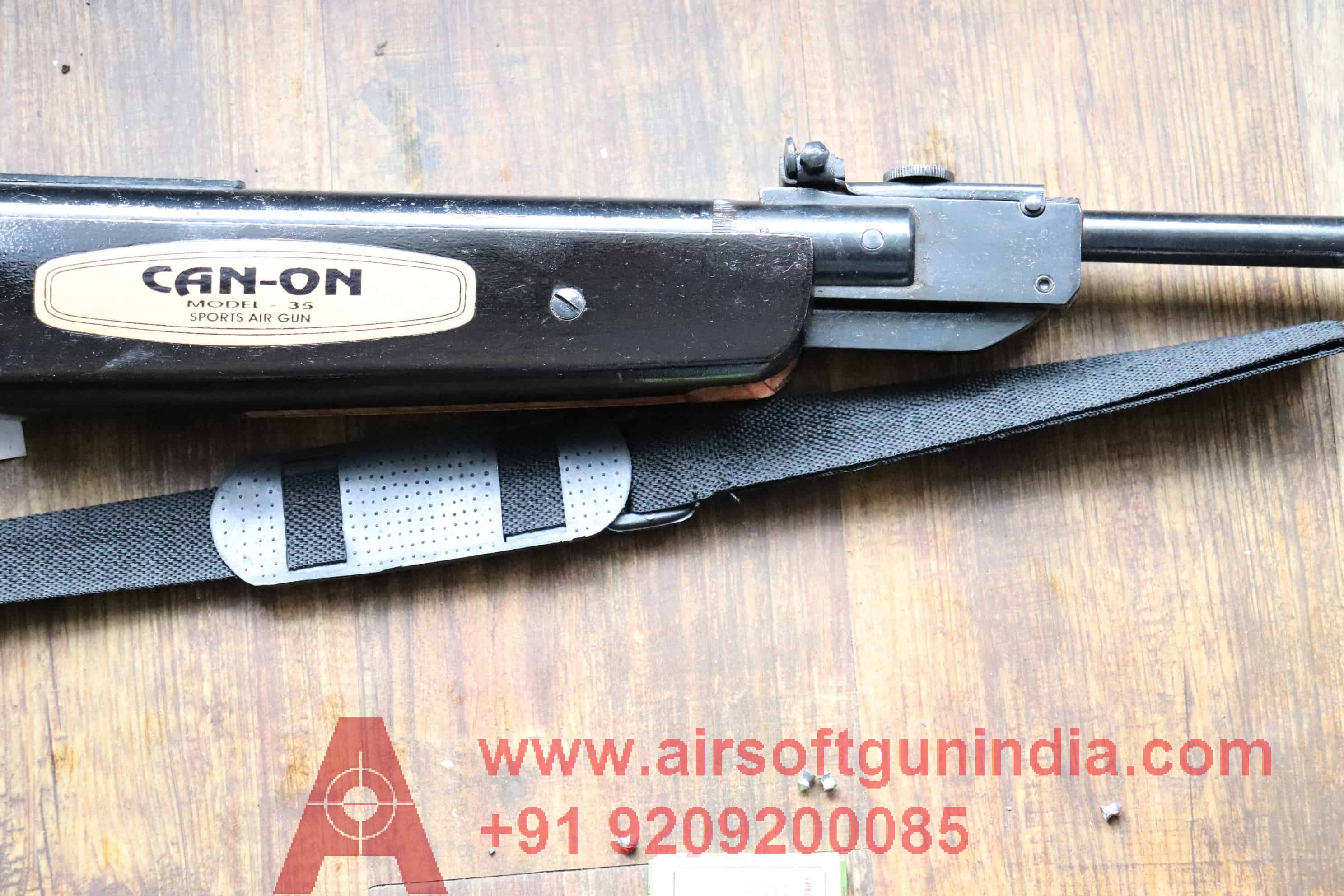 35 SPORTS AIR RIFLE BY AIRSOFT GUN INDIA
