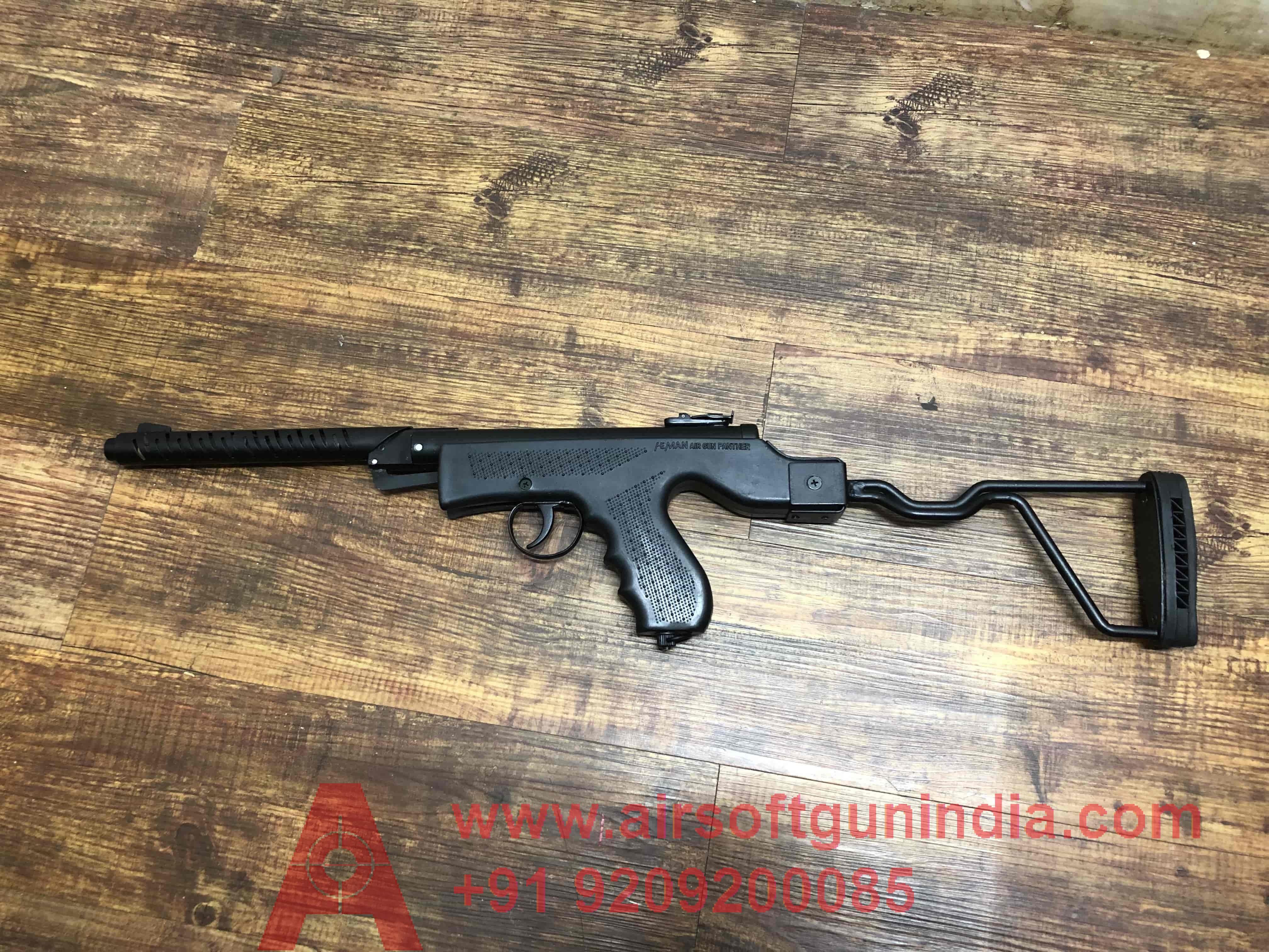 Heman Shooting Air Rifle By Airsoft Gun India