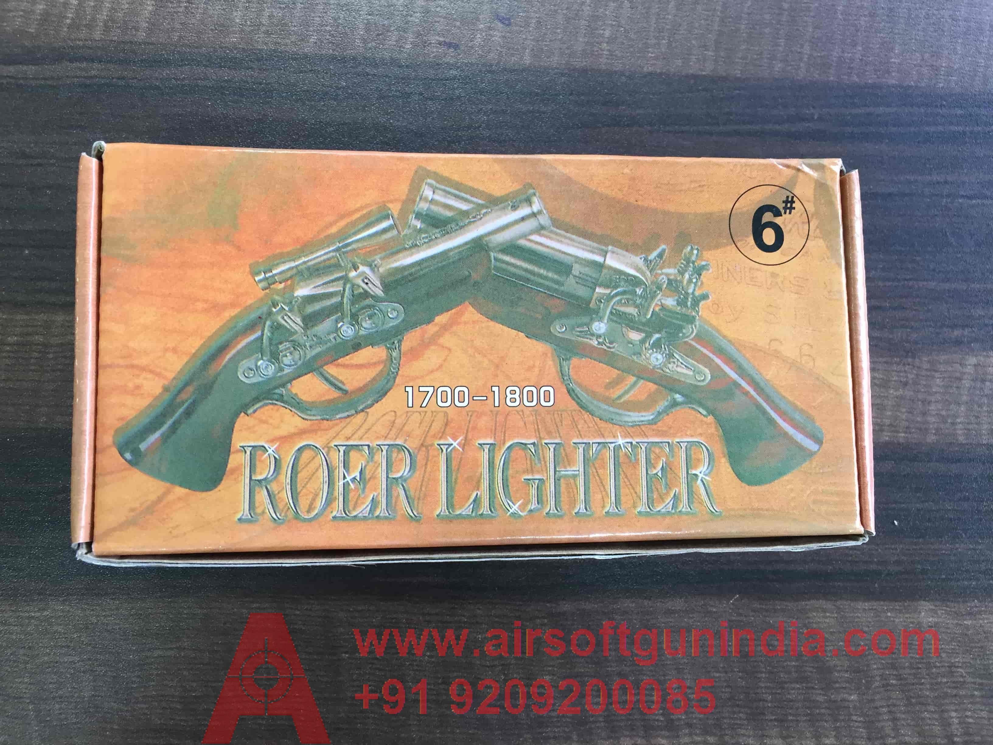 Vintage Cigarette Lighter Pistol