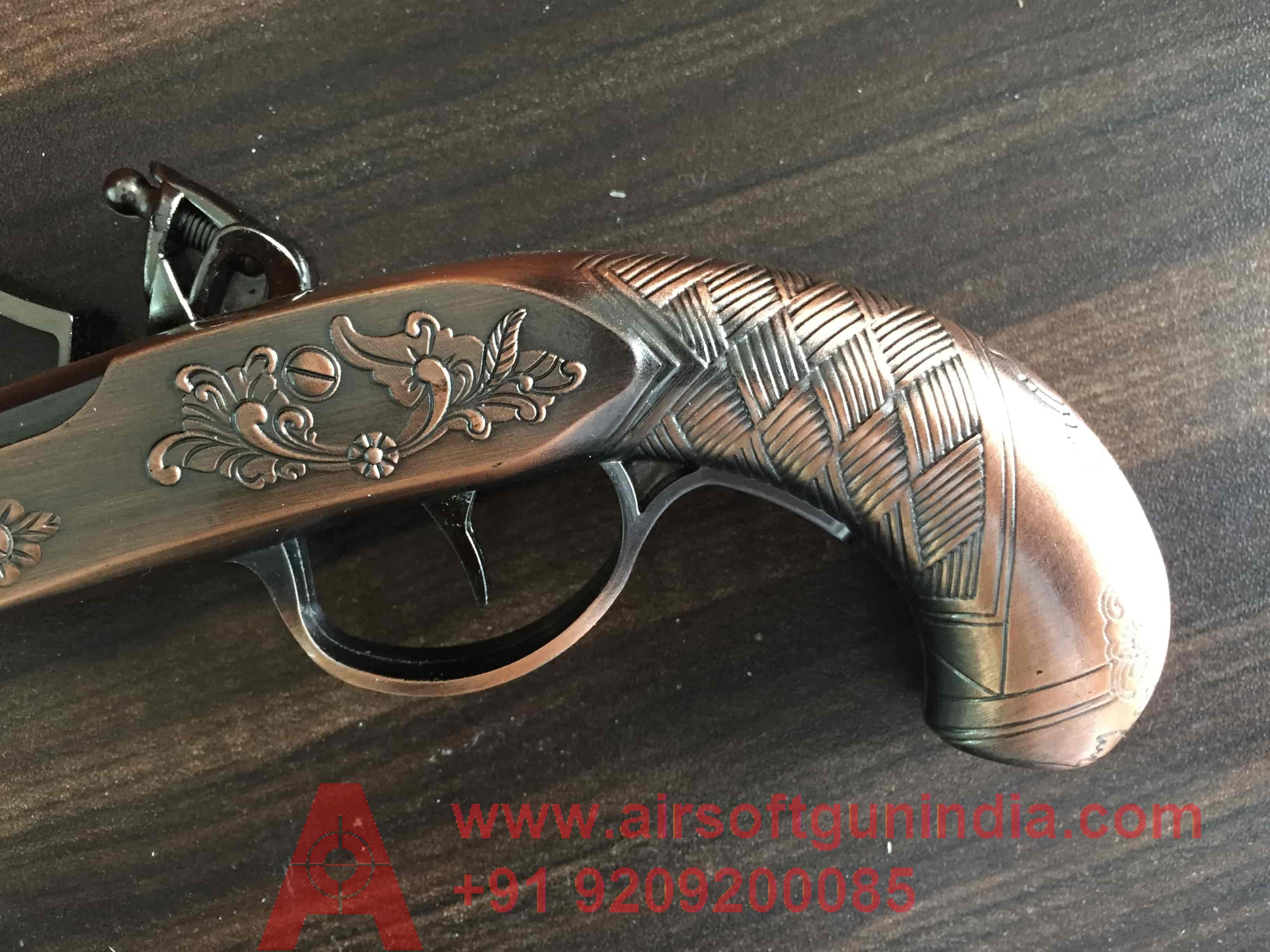 Flintlock Pistol Cigarette Lighter By Airsoft Gun India