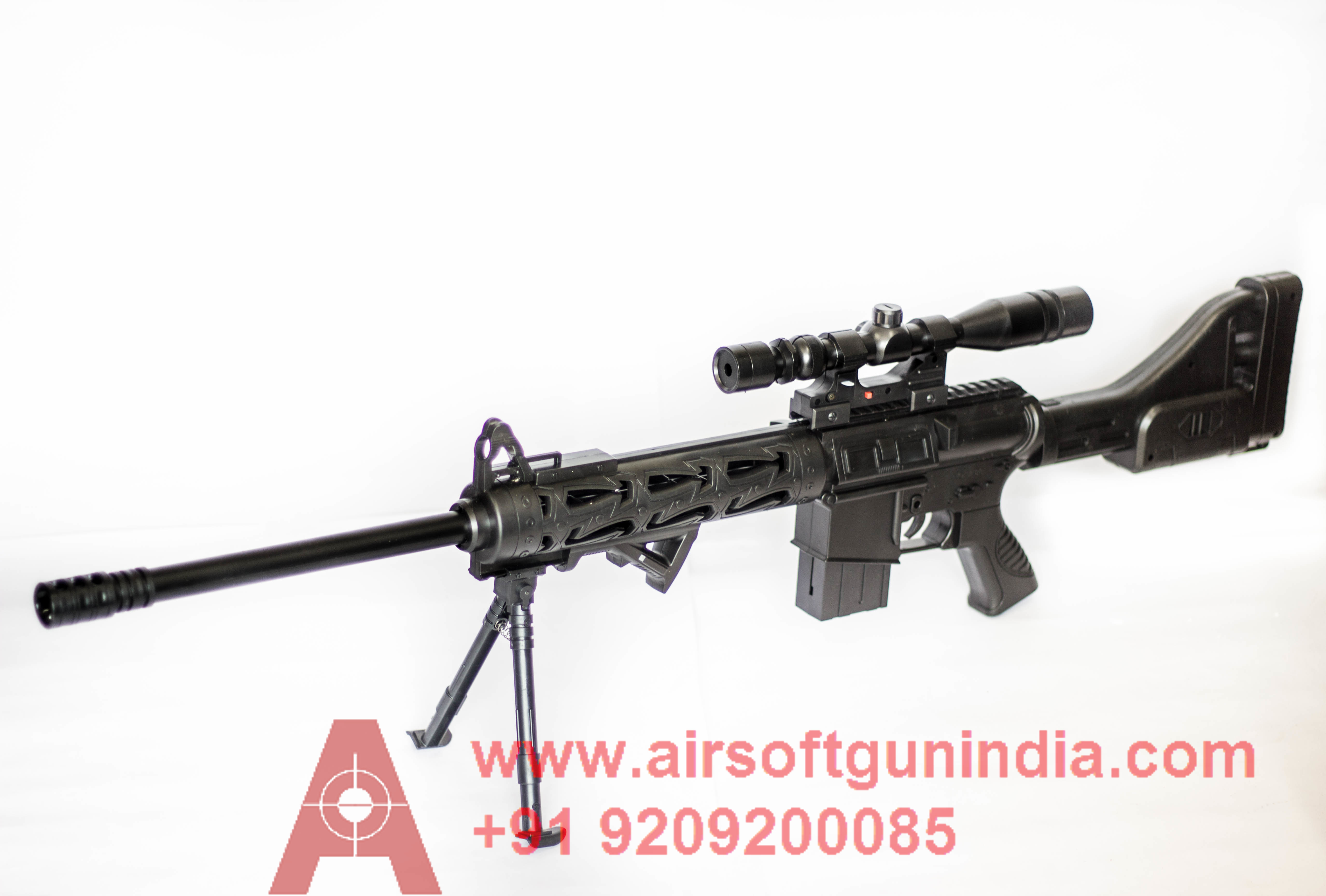 M88 Assualt Rifle By Airsoft Gun India