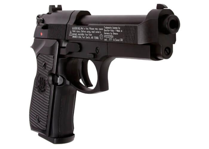 Beretta 92FS CO2 Pellet Pistol In India By AirSoft Gun India