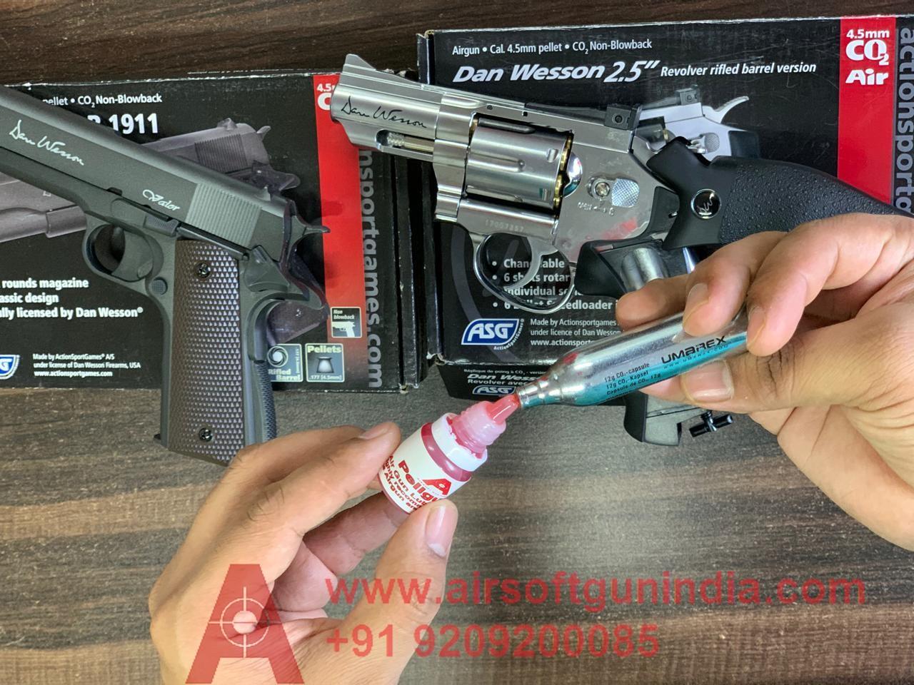 Airsoft Gun India  Pellgun Oil For Co2 Air Gun