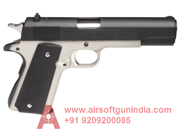 Winchester Model 11K CO2 Blowback BB Pistol By Airsoft Gun India