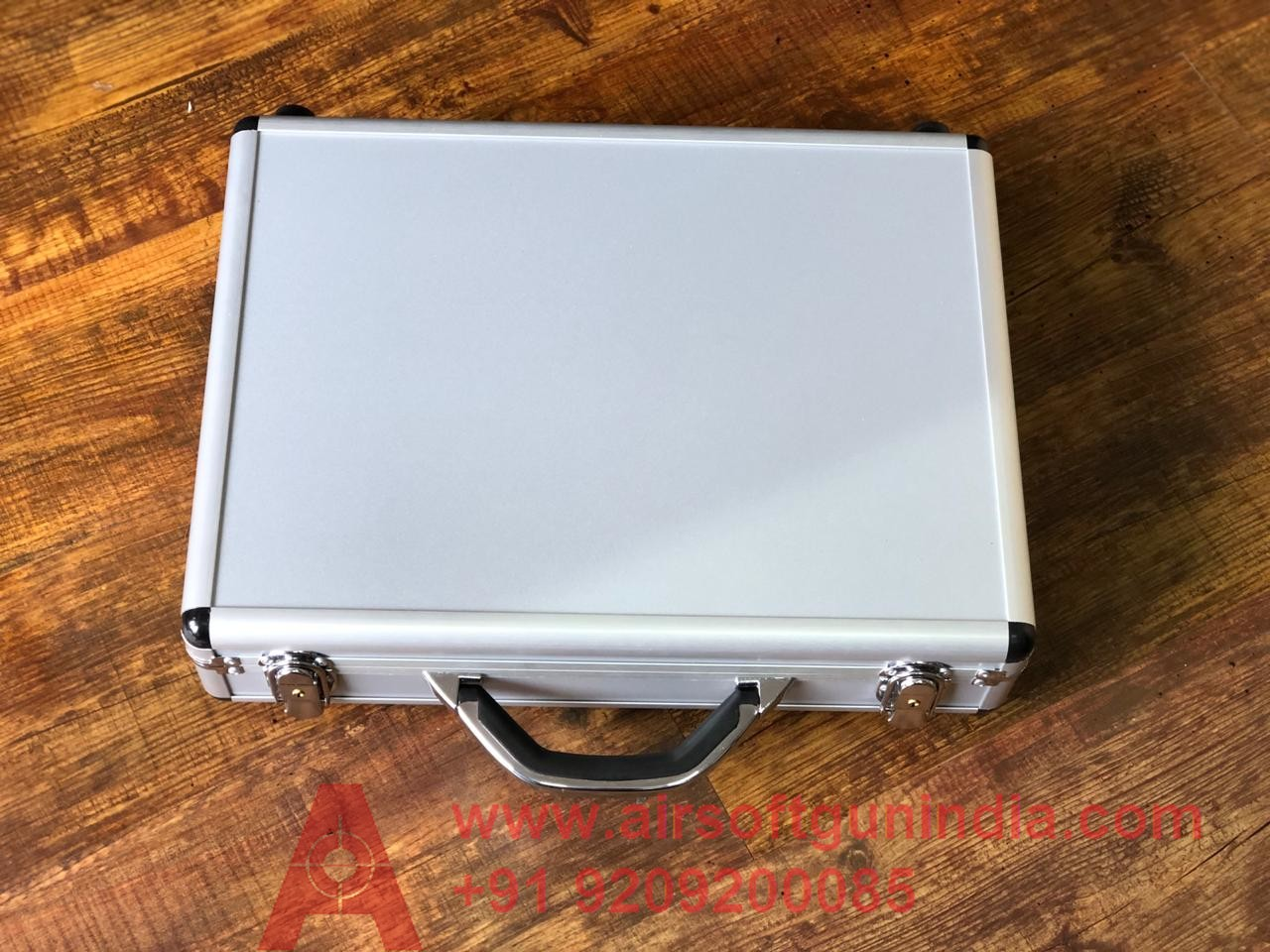 Airsoft Gun India Aluminium Gun Box For Multiple Gun