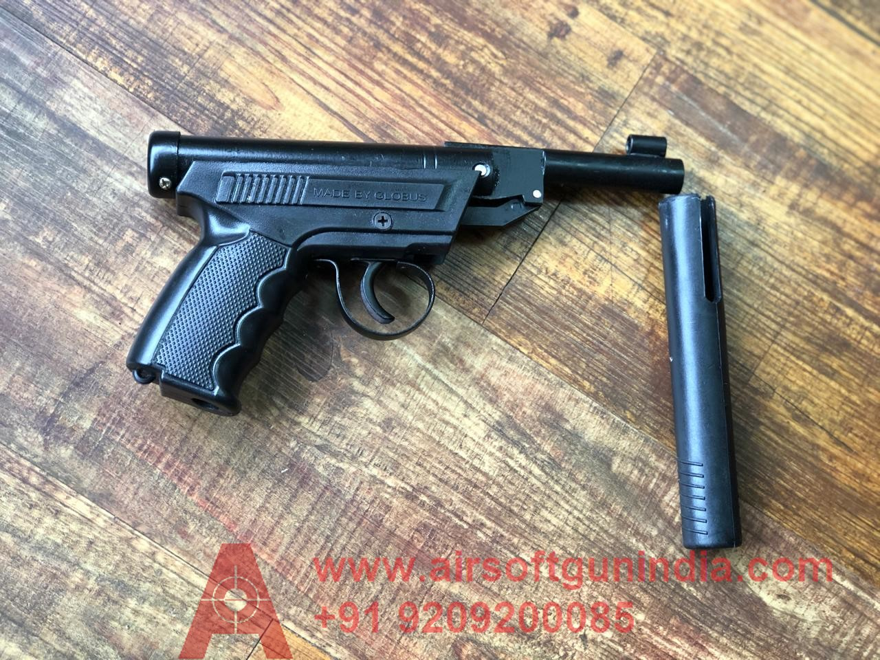 Globus Ferrari Sports Cheap Air Pistol By Airsoft Gun India