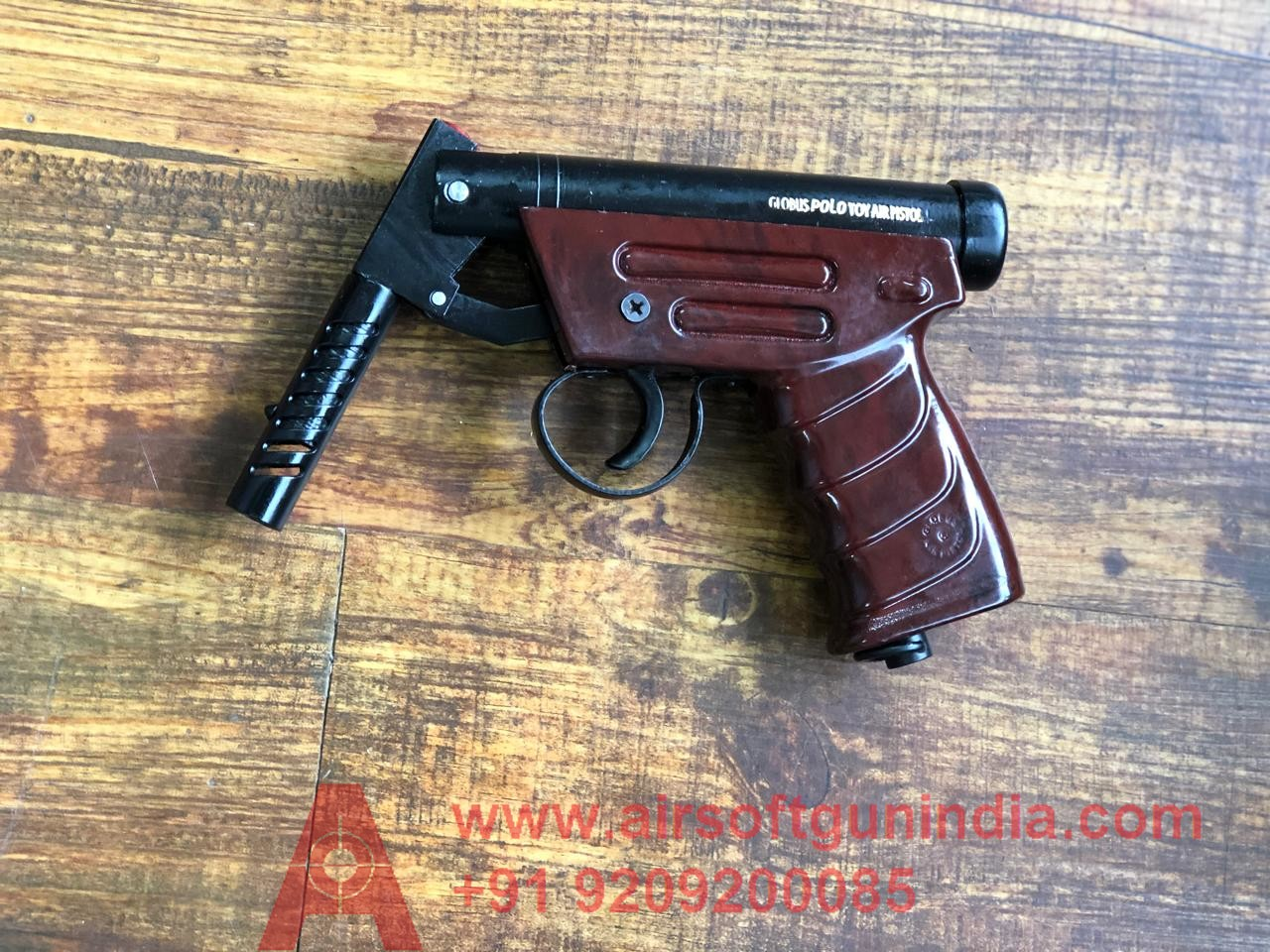Globus POLO-XO Sports Cheap Air Pistol By Airsoft Gun India