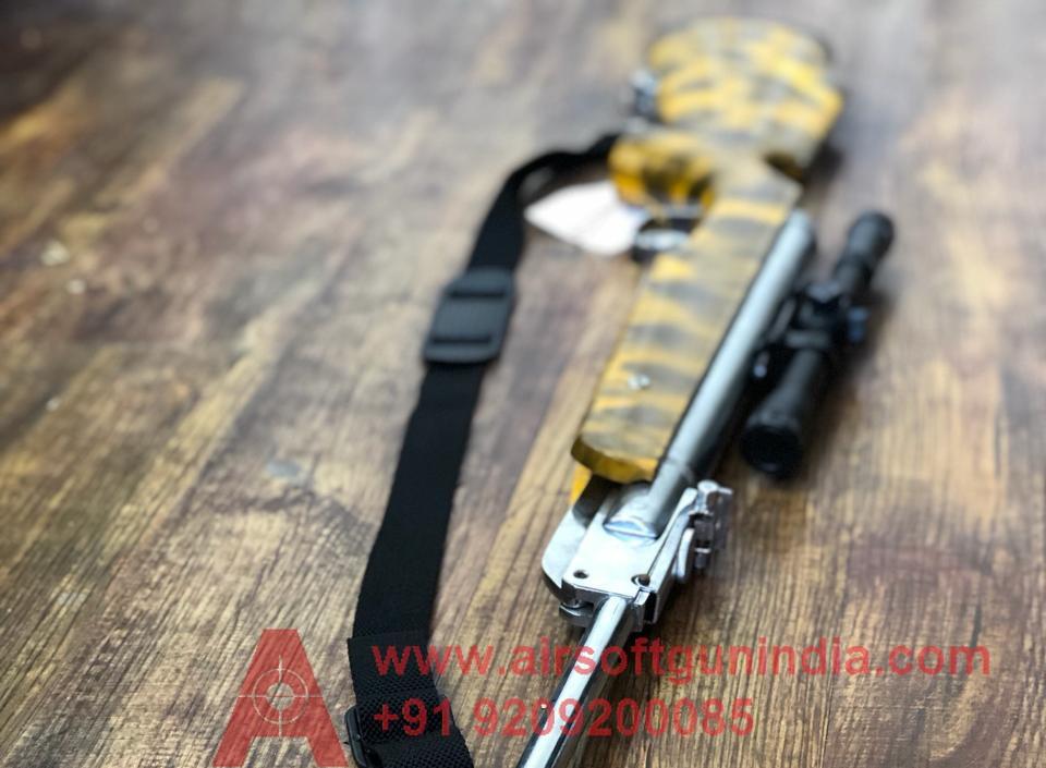 4 X 28 Rifle Scope By Airsoft Gun India
