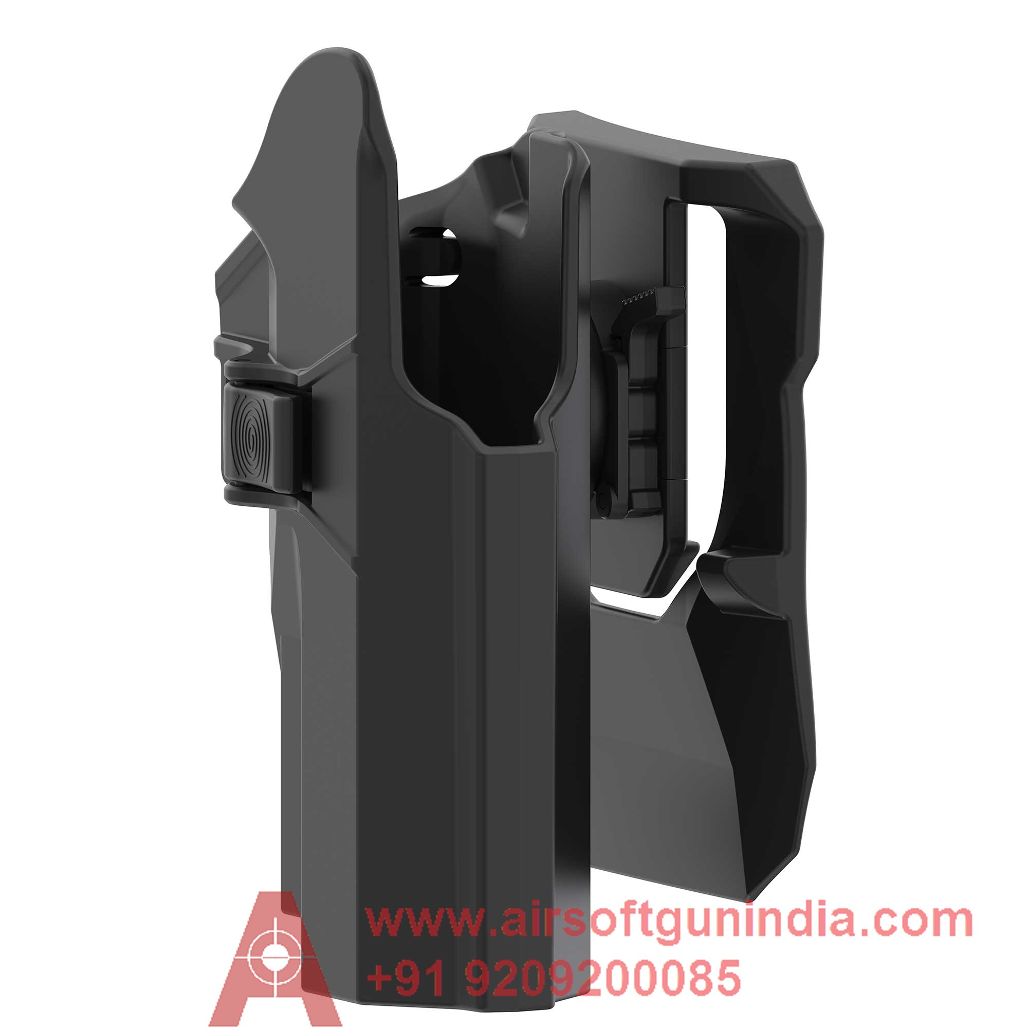 Holster Compatible With Sig Sauer  P226 Tactical Outside Waistband Paddle Holster