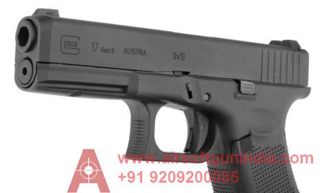 Umarex Glock 17 4.5mm Gen 5 Air Pistol By Airsoft Gun India
