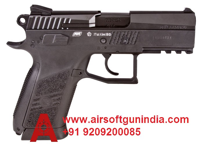 CZ 75 P-07 Duty CO2 BB Blowback Pistol By Airsoft Gun India